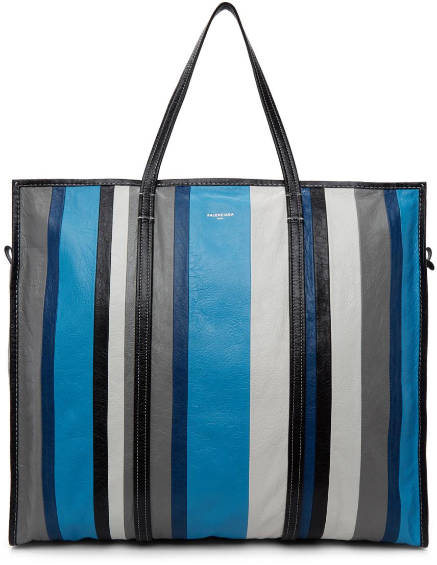 Blue Bazar Shopper XL Tote
