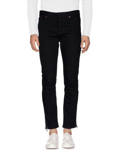 BALENCIAGA Denim Trousers in Black
