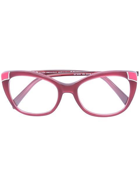 69849ac469 EMILIO PUCCI BUTTERFLY FRAME GLASSES