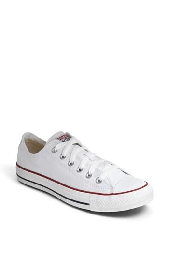 converse white sneaker