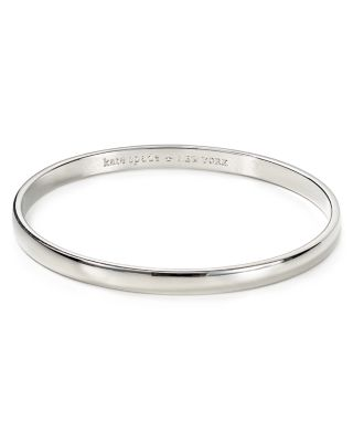 'IDIOM - FIND THE SILVER LINING' BANGLE