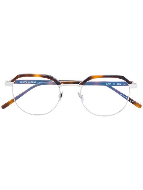 round-frame glasses