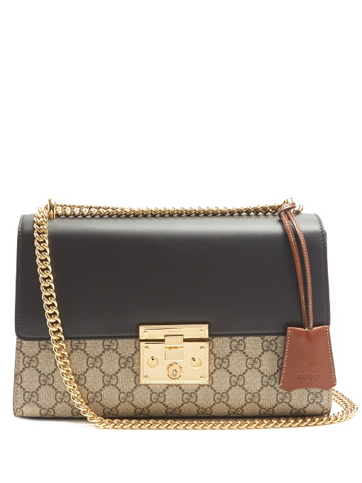 19adce6ffe5b Gucci Padlock Gg Supreme Shoulder Bag Review | Stanford Center for ...