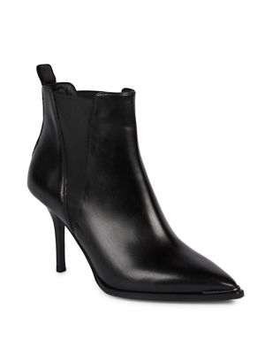 Jemma Chelsea Leather Boots