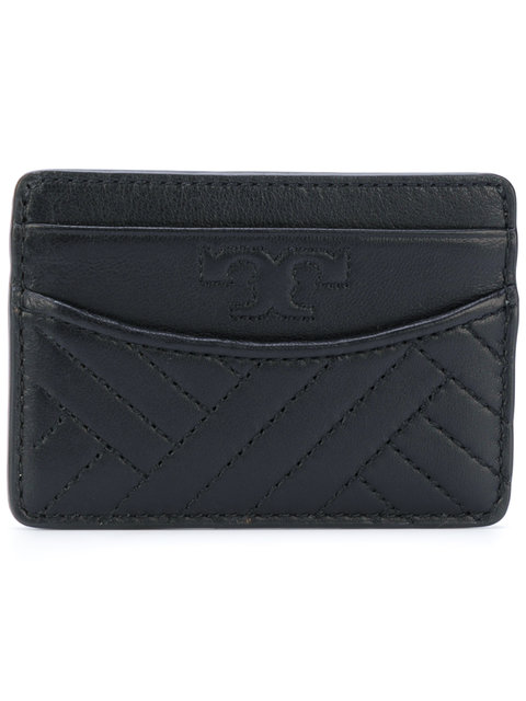 ALEXA QUILTED CARDHOLDER