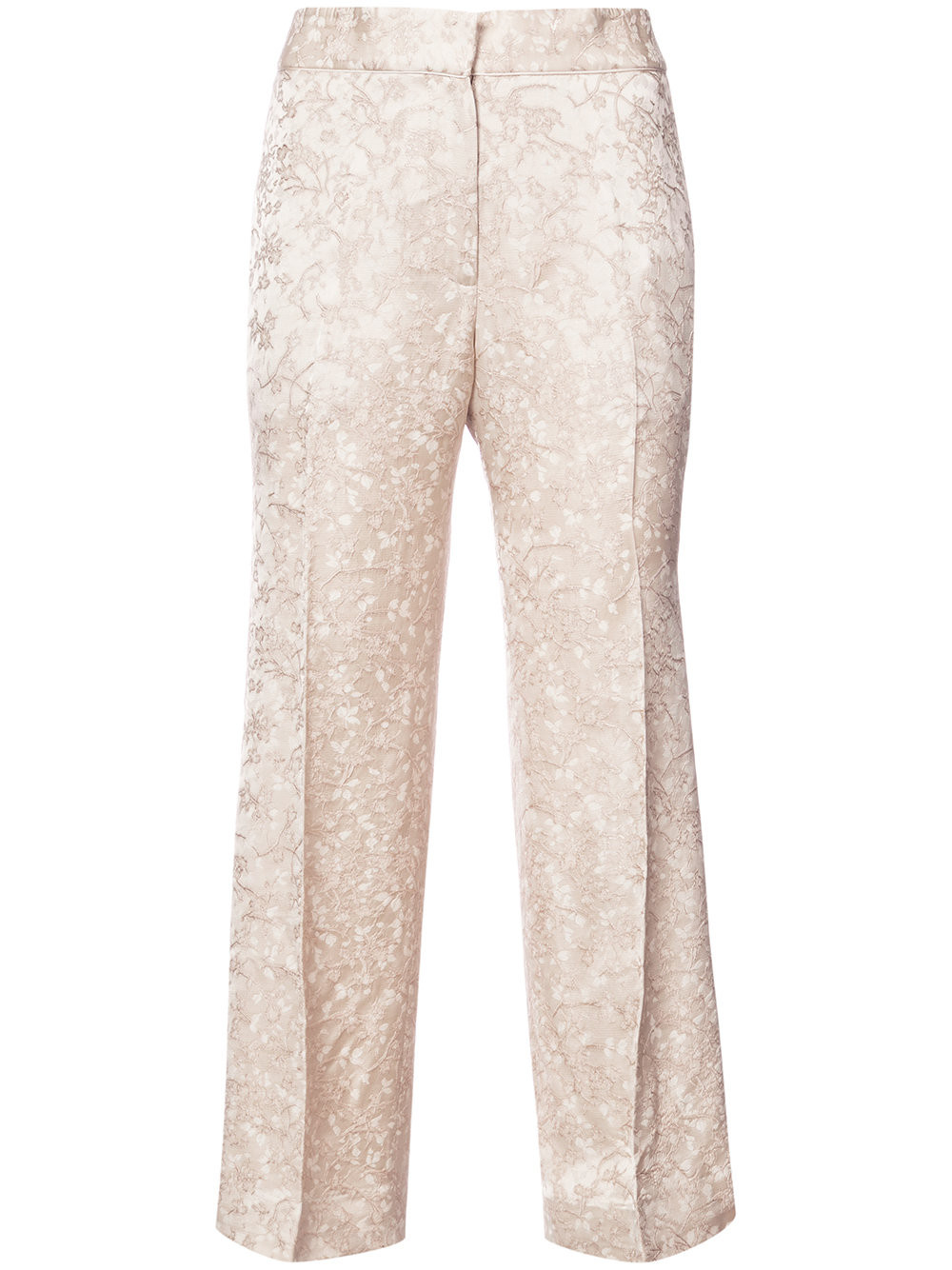 PROTAGONIST CROPPED TAILORED TROUSERS