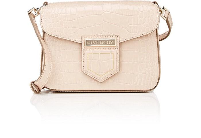 Givenchy Leathers Nobile Mini Shoulder Bag