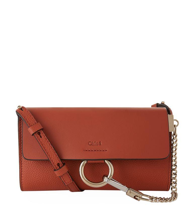 Chloé Wallets Faye Wallet Bag