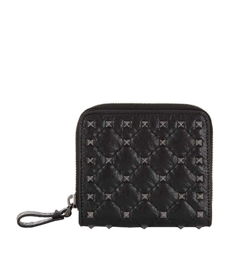Valentino Wallets Rockstud Spike Wallet