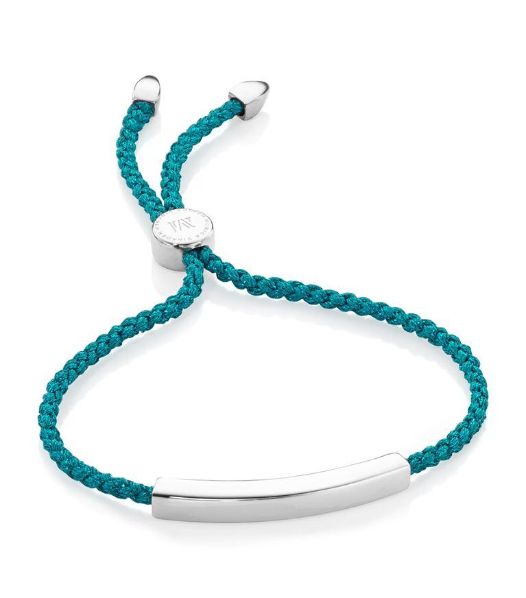 Monica Vinader Bracelets Linear Friendship Bracelet