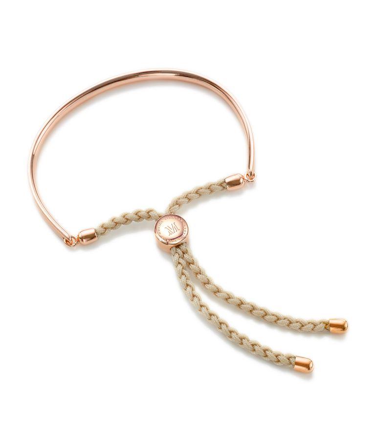 Monica Vinader Bracelets Fiji Friendship Bracelet