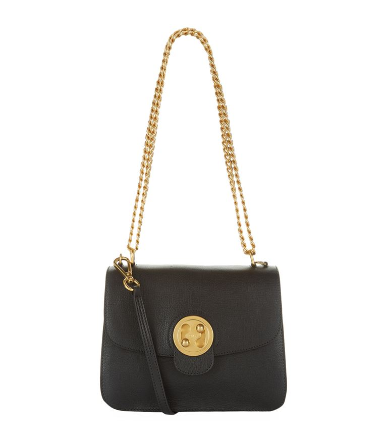 Chloé Leathers Small Mily Shoulder Bag