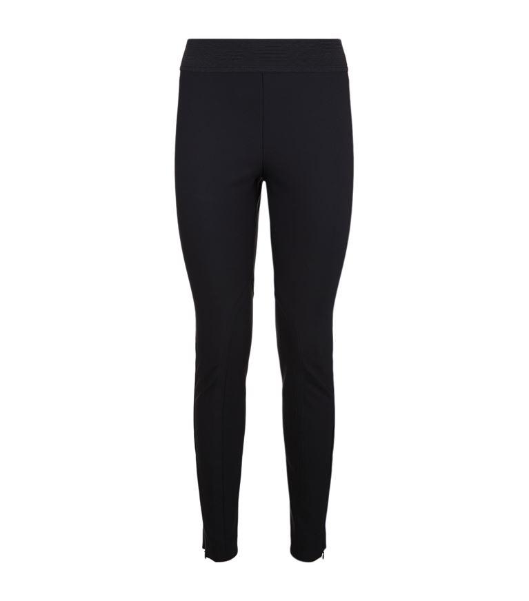 Stella Mccartney Cottons Heather Cotton-Stretch Trousers