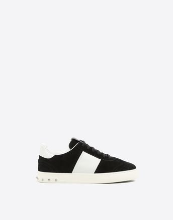 FLY CREW SUEDE SNEAKERS