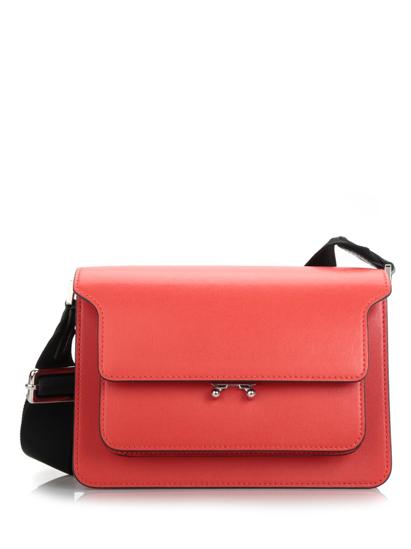 'Trunk' small red bag