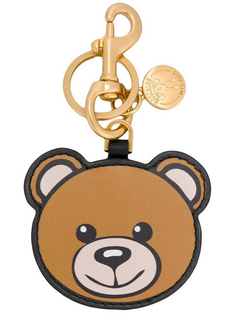 Toy bear key chain