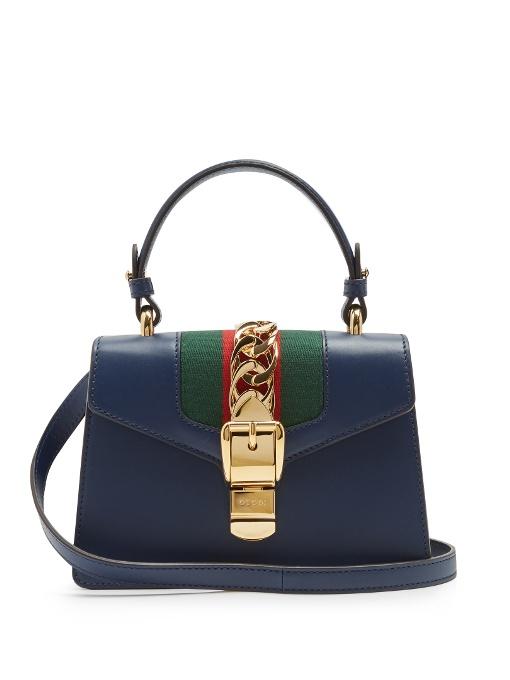 0656f9a8f630d2 Gucci Sylvie Mini Bag Review. Gucci - Sylvie Mini Shoulder Bag - Catawiki