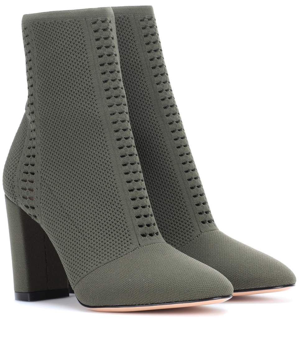EXCLUSIVE TO MYTHERESA.COM - THURLOW KNITTED ANKLE BOOTS