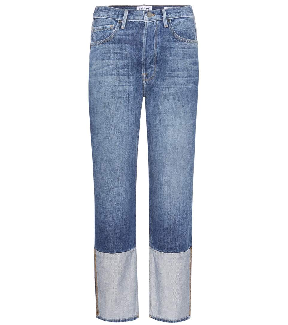 LE ORIGINAL HIGH-WAISTED JEANS