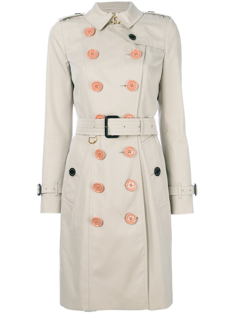 THE LONG HERITAGE CHELSEA TRENCH COAT