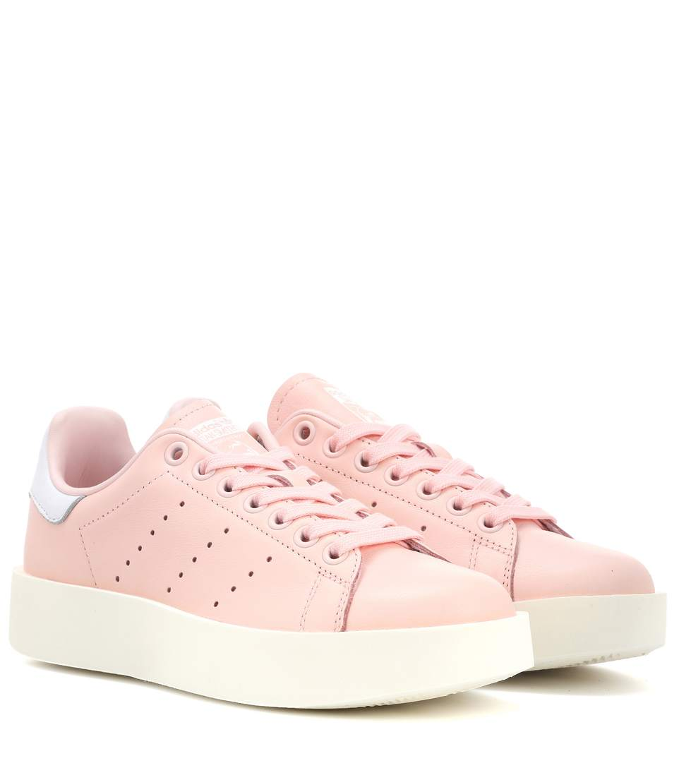 Stan Smith Bold leather sneakers