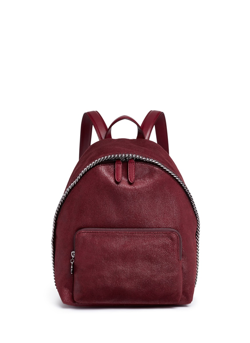 'Falabella' small shaggy deer backpack