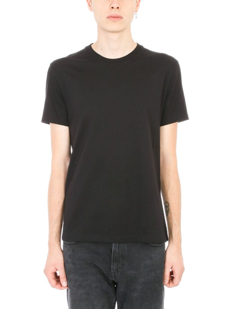 Stella Mccartney  Stella McCartney Black Cotton T-shirt