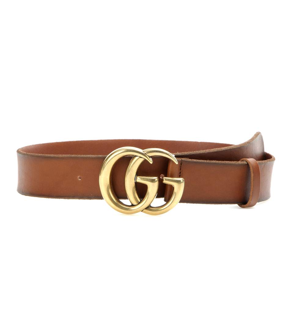 15MM GG MARMONT LEATHER BELT