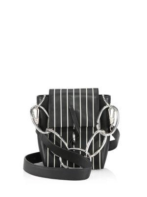 3.1 Phillip Lim  Leigh Small Top Leather Clutch