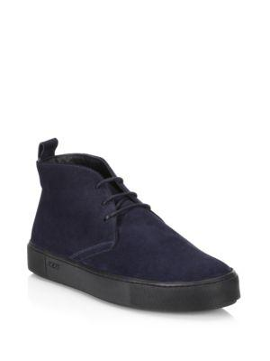 Tod's  Suede Chukka Sneakers