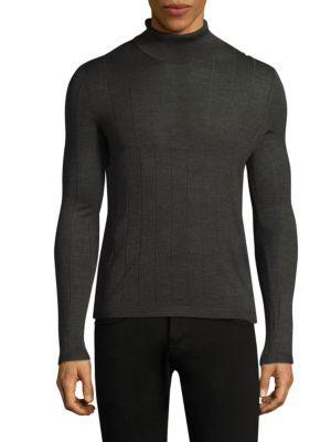 Theory  Admiral High Neck Sweater