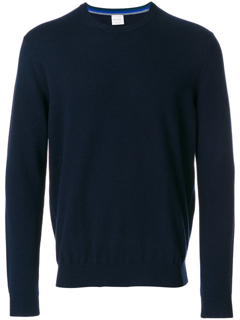 Paul Smith  CASHMERE KNITTED PULLOVER