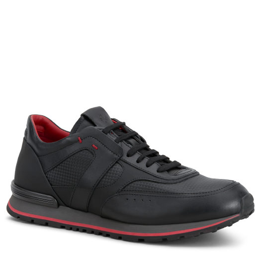 Tod's  FOR FERRARI SNEAKERS IN LEATHER