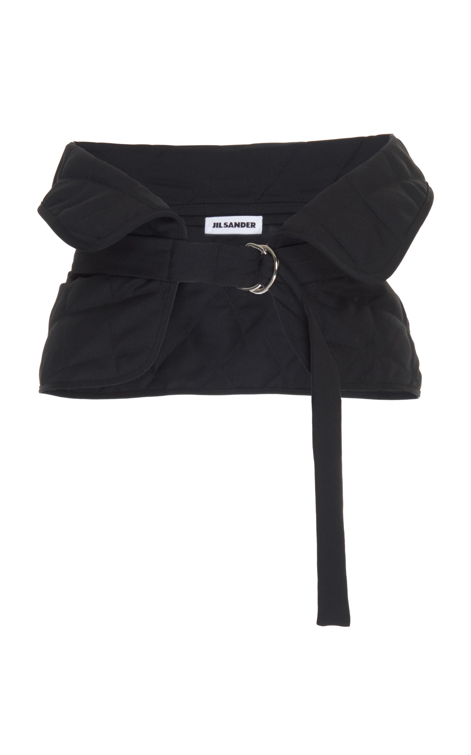 Jil Sander  Wool Layered Belt