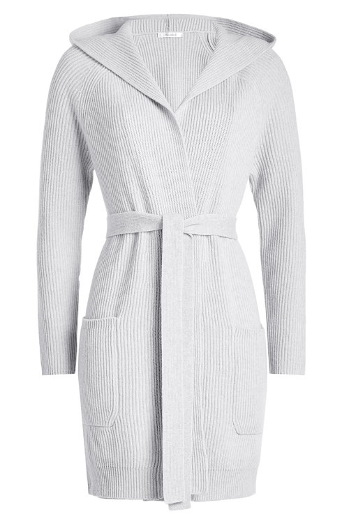 Max Mara  Belted Cardigan with Wool and Cashmere