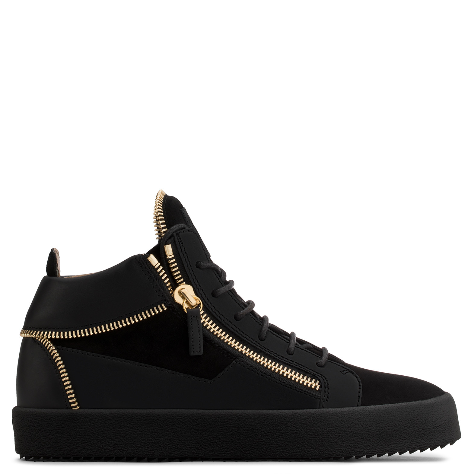 1fe3ab38e79ff Low Price For Sale Giuseppe Zanotti Green suede midtop sneaker KIRK ...