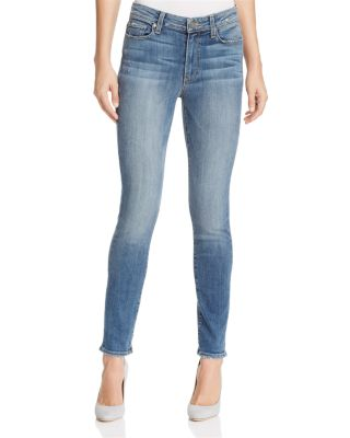 Paige  HOXTON SKINNY ANKLE JEANS IN SAWYER - 100% EXCLUSIVE