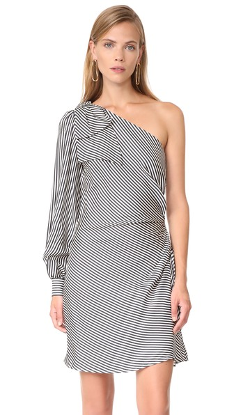 Zimmermann  MAPLES BOW MINI DRESS