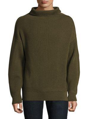 Rag & Bone  Andrew Funnel-Neck Sweater