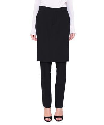 Givenchy  Layered wool pants