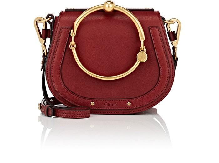 Chloé  NILE SMALL CROSSBODY BAG
