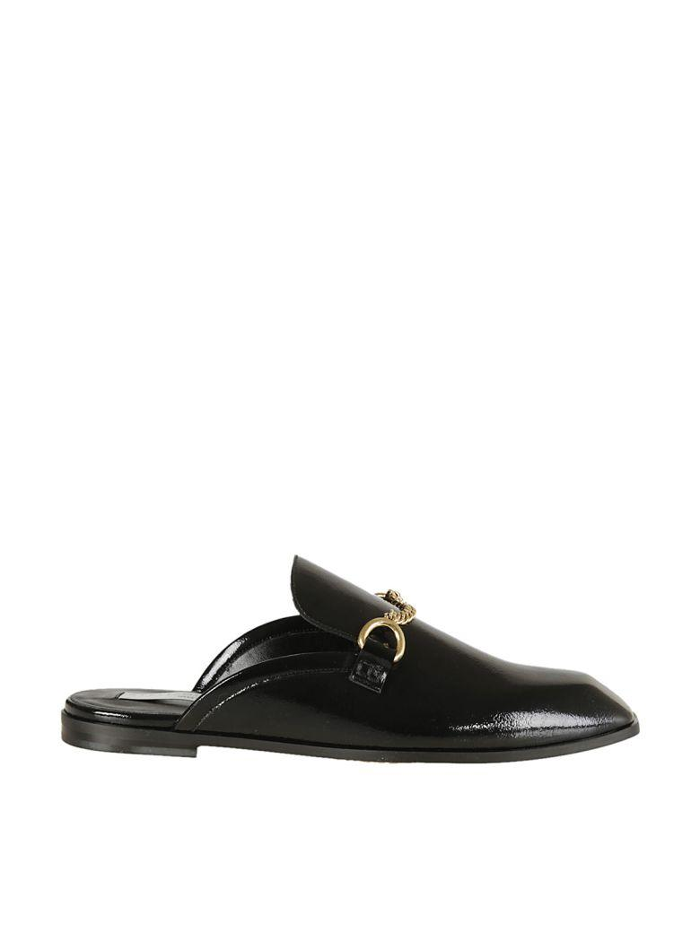 Stella Mccartney  Stella Mccartney Stella Mccartney Chain Detail Flat Mules
