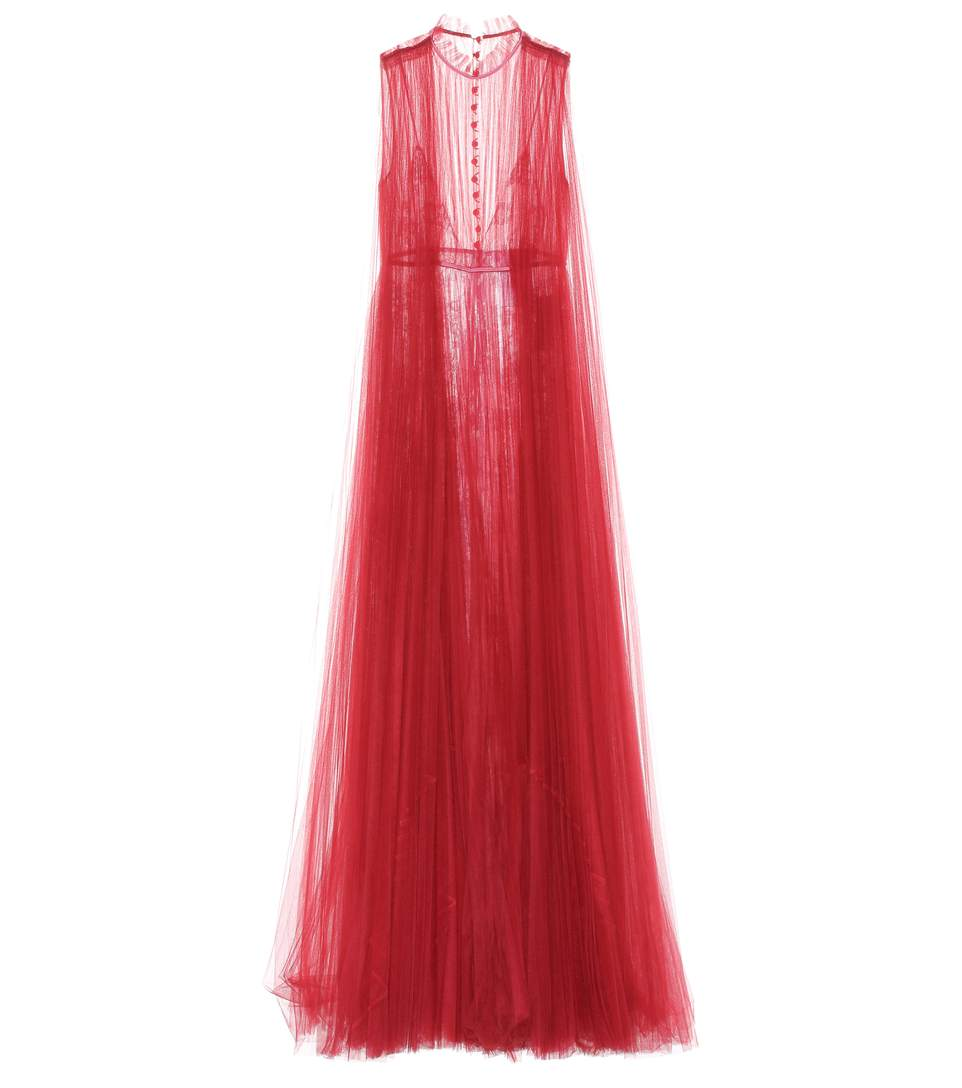 Valentino  TULLE GOWN