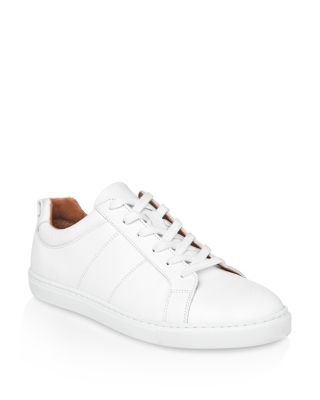 Whistles  KOKI LIZARD EMBOSSED TRAINERS