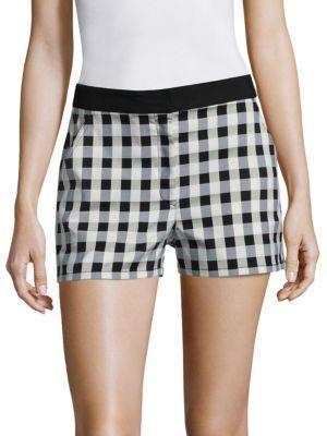 Carson Printed Shorts