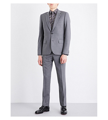 Paul Smith  Soho-fit wool travel suit
