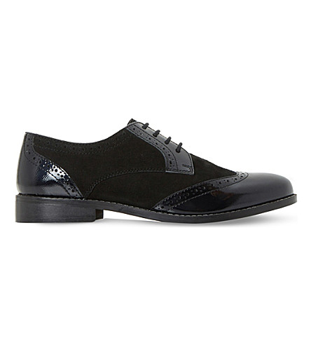 Foxxy leather brogues