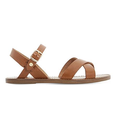 Dune  Laila leather sandals