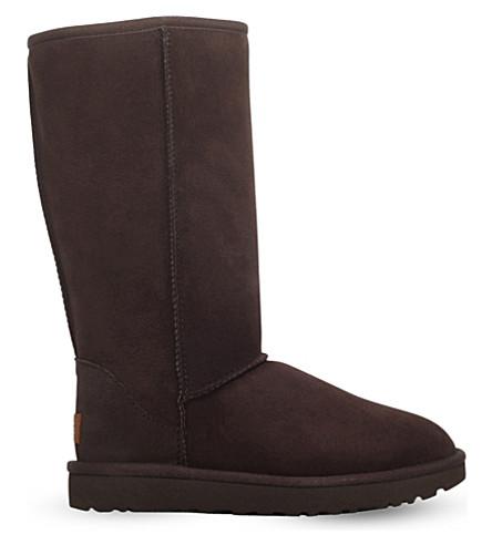 Classic II Tall sheepskin boots
