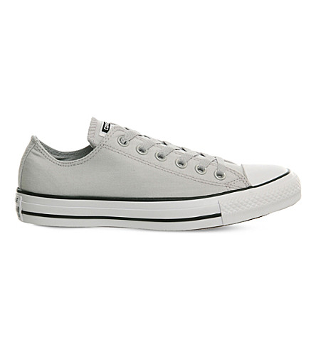 All Star canvas low-top sneakers